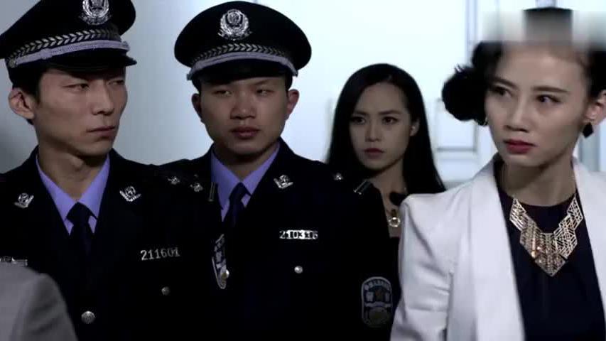 女总监污蔑女孩偷项链报警抓女孩,哪料富少一眼看穿,下秒打脸了
