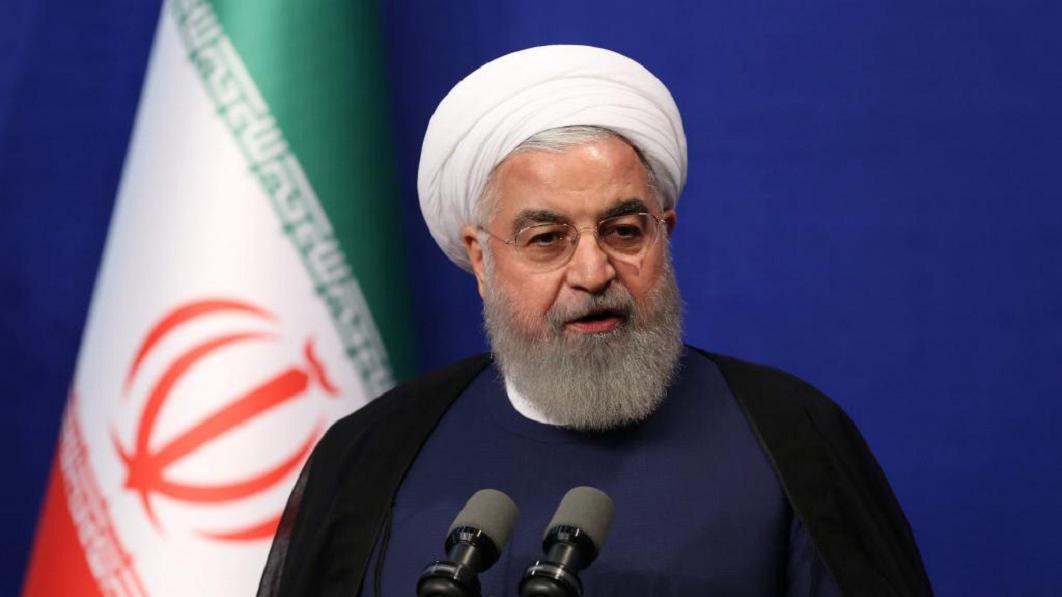 伊朗罕见主动求和,英法德三国为其发声,美国立即作出了表示