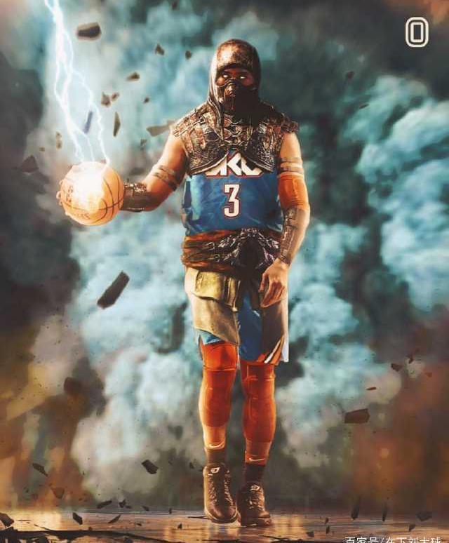 图说NBA:保罗留在雷霆概率大增!字母哥MVP第一,小卡仅第6