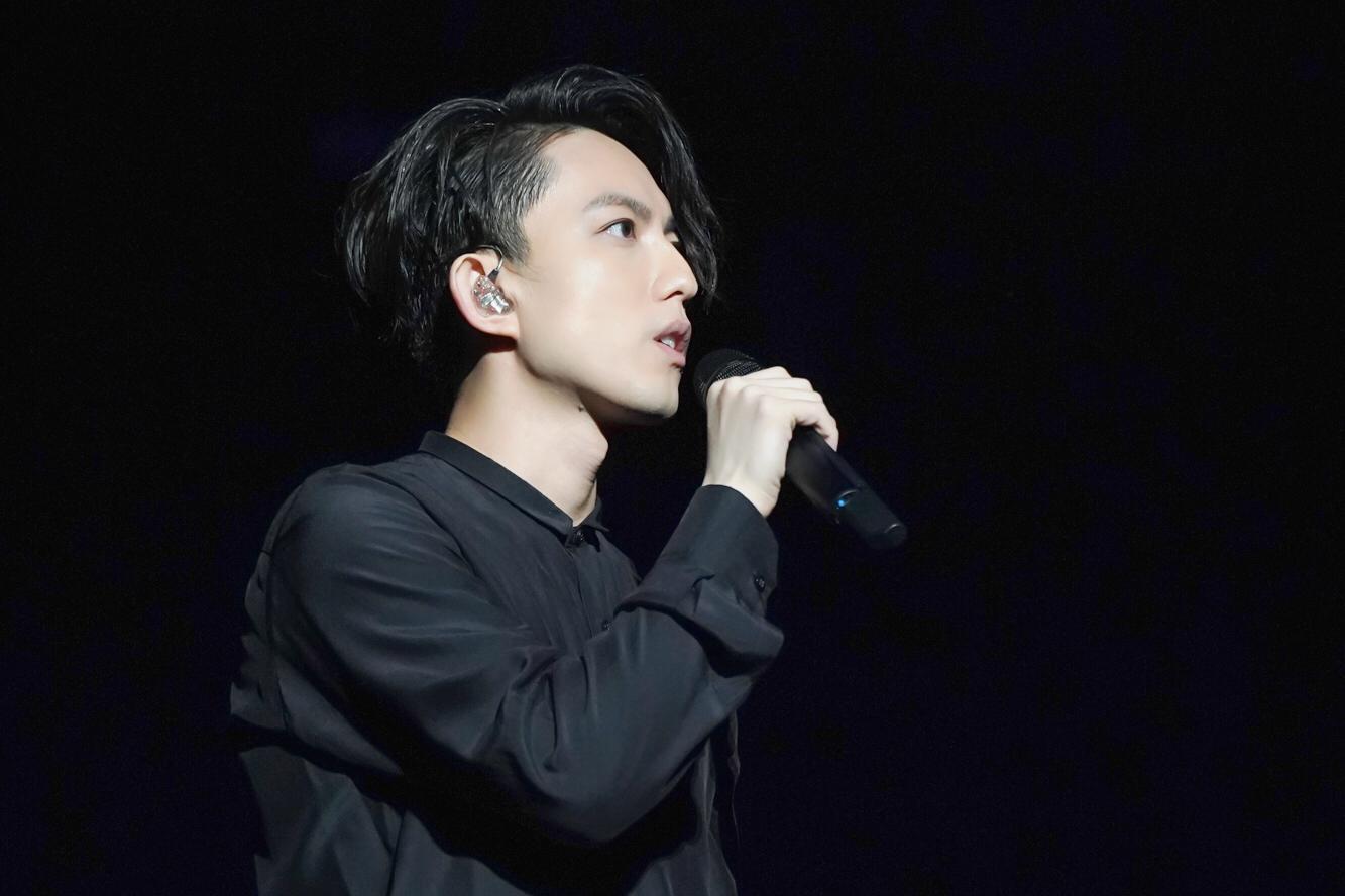 林宥嘉idol巡演佛山初登场 万人合唱实现十年之约
