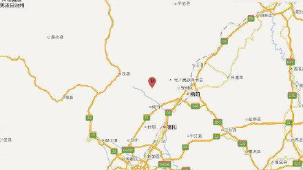 突发!四川绵阳4.6级地震 震源深度10千米