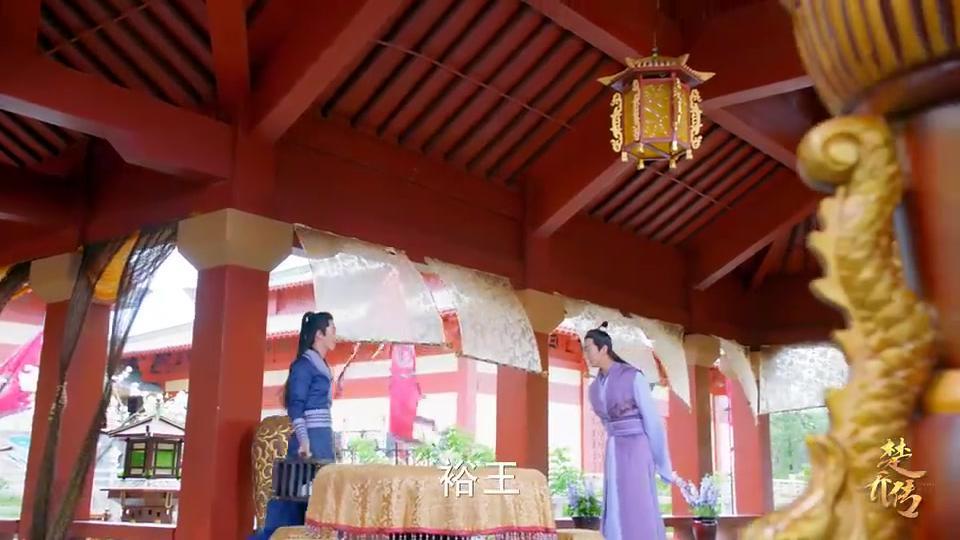 楚乔传:燕洵要送小兔子给太后,怎料半路被淳儿截了胡,郁闷!