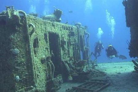 百慕大海底发现1.2万年前建筑遗迹, 会是传说中的亚特兰蒂斯吗?