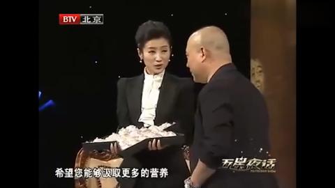 老郭主持节目说:主持怎么多年最合适的搭档还是春妮。