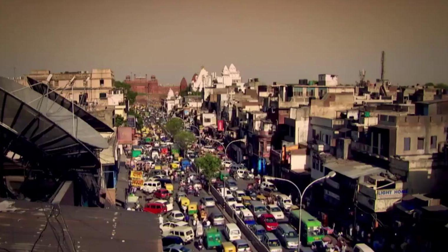 """印度环境污染亮红灯,轻松拿下""""第一"""",空气指数暴涨9倍多!"""