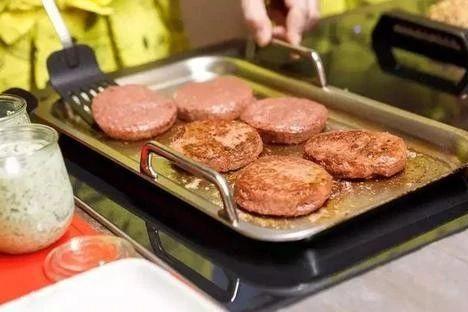 将来,穷人才吃人造肉