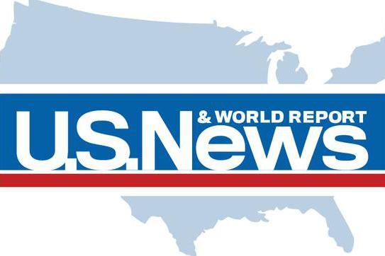 近三年USNews世界大学排名:清华居全球36, 双一流不再一统天下