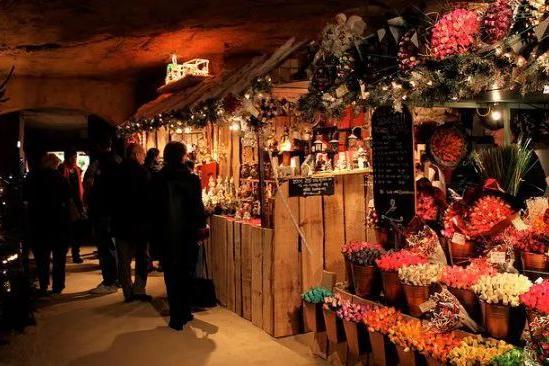 全欧洲最大和最独特的圣诞主题乐园来了