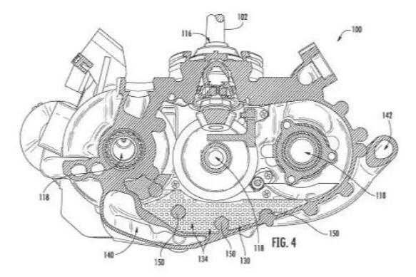 GE研发3D打印集成热交换器的一体化齿轮箱壳体