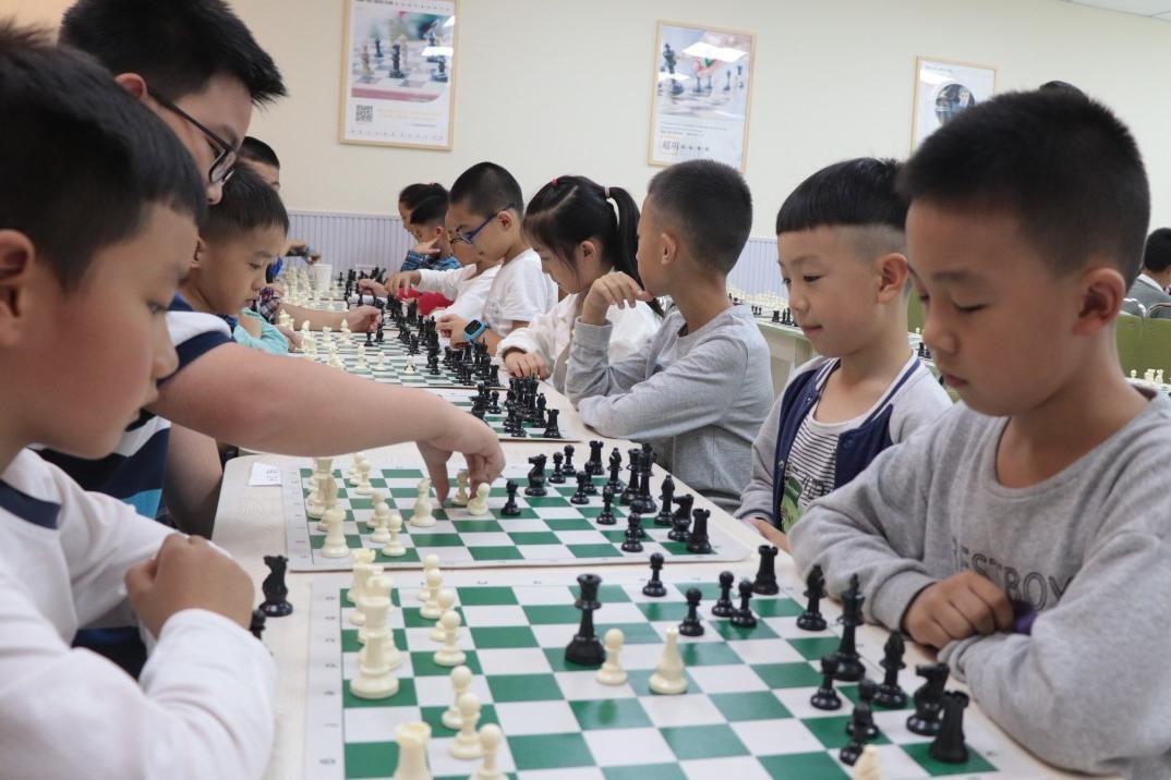 学棋为什么要去专业的国际象棋俱乐部?