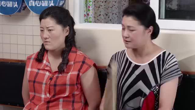 乡村爱情8王云对谢大脚吐槽出轨的事宋晓峰气喘喘的冲进来