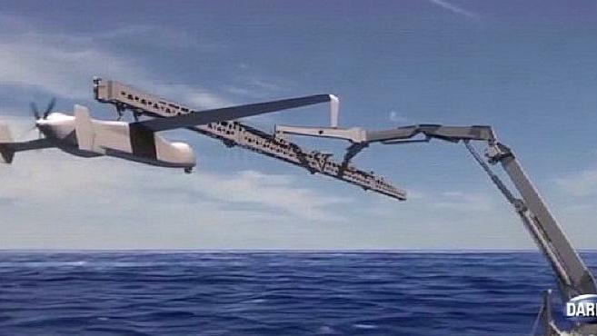 """美国""""不明飞行物""""拦截技术,黑科技将直接起降,瞬间捕捉入侵者"""