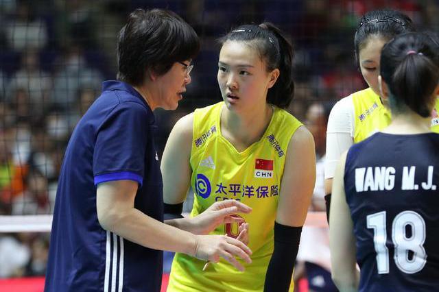 朱婷不轮休!中国女排公布对阵肯尼亚的14人名单:颜妮刘晓彤落选