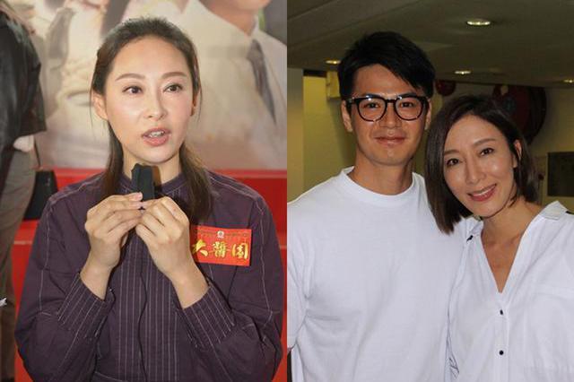 TVB女艺人心急望妹妹杨怡快点生宝宝:我很喜欢小朋友