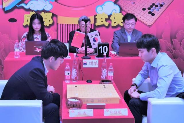 柯洁一着不慎再输决赛 送韩国第一人三连冠 聂卫平:白70是败招