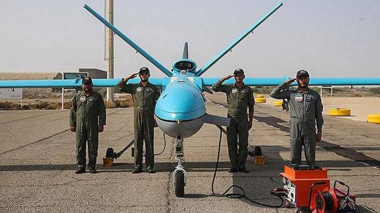 揭开:伊朗无人机技术为何能够短时间突飞猛进的原因?