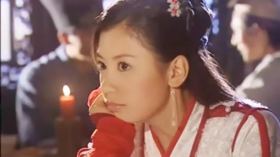 贾静雯的赵敏,林心如的夏紫薇,董璇的女神龙,全都没她惊艳