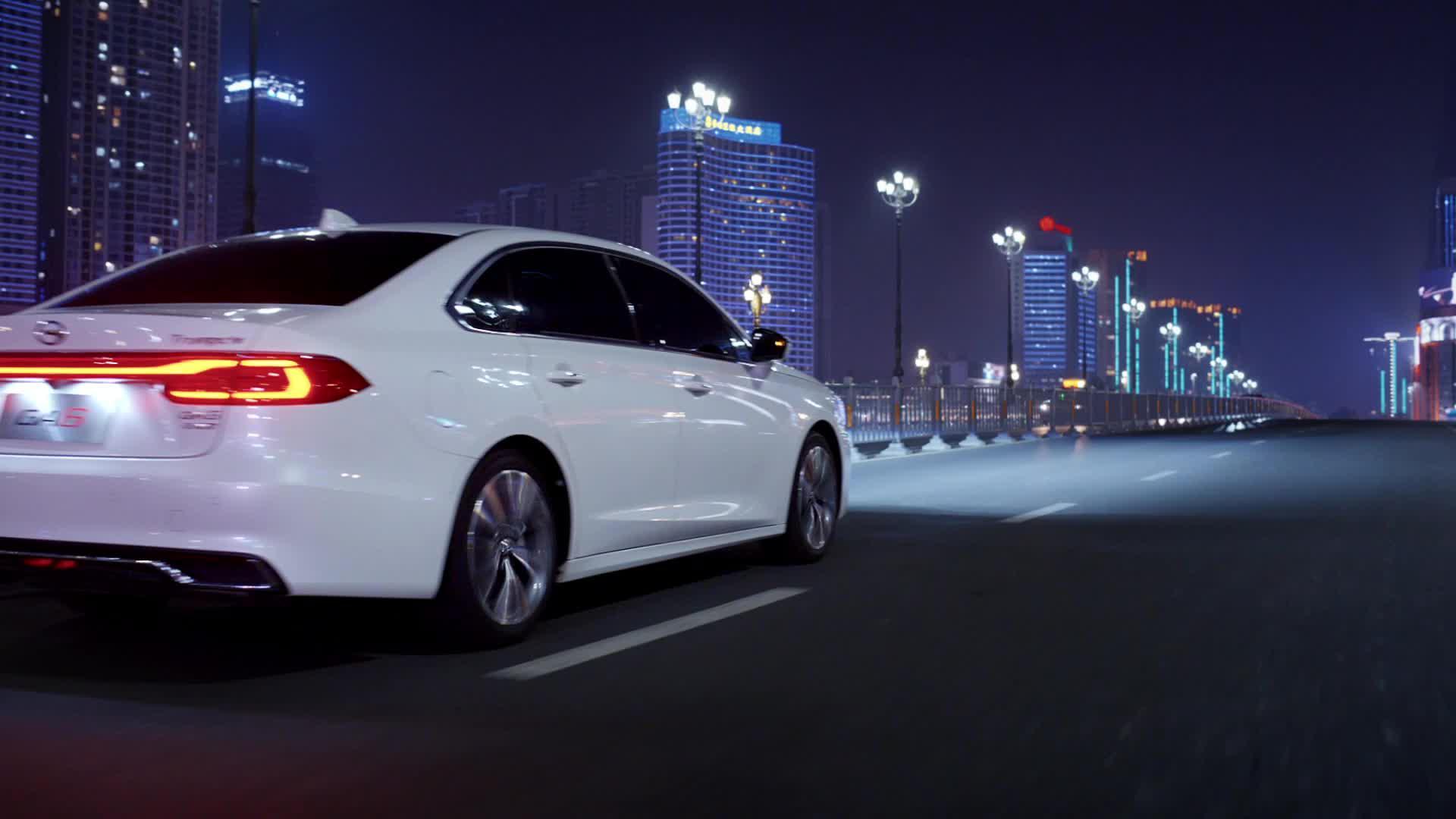 视频:A级车的价格,B级车的享受,C级车的豪华,传祺GA6有实力具魅力
