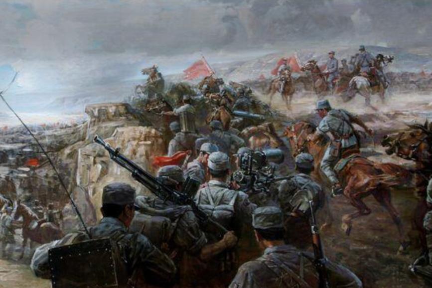 最后一颗子弹留给自己:八路军血性指挥员,至死不向日伪低头
