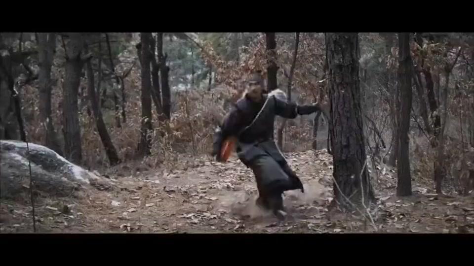 这才是八旗兵的真实战斗力,韩国电影塑造的清兵骁勇强悍