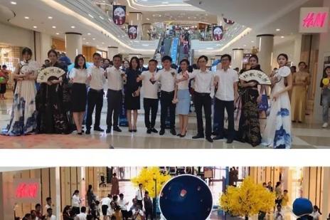 蝶变未来,辉耀九江 快乐城&万达广场中辉城市展厅盛大开放!