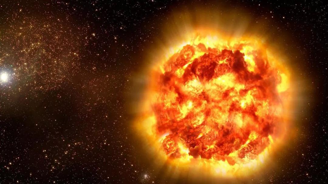 与众不同的恒星?经过多次猛烈爆炸,却依旧持续发光!