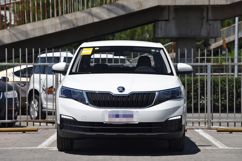 斯柯达再出新车,全系最小SUV,动力全新升级,价格让人心动