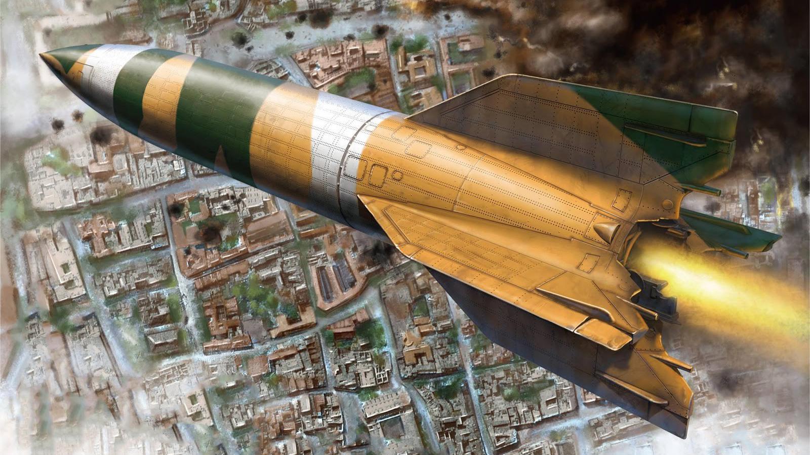 超级核弹破5国防空,14000枚导弹2000架战机拦截失败,险引发战争