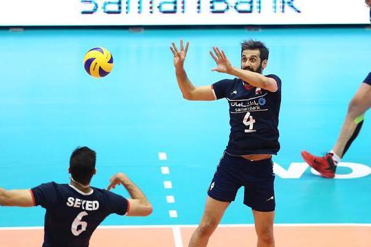 这消息挺劲爆!伊朗男排名将二传马鲁夫新赛季加盟北汽男排