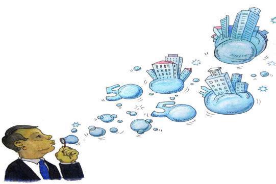 """北京楼市""""泡沫""""有多大?专家:房价或已进入""""跌无可跌""""阶段!"""