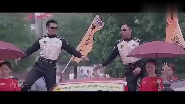 「瀚阑·赛车」2015CRC湖南桂阳雷海林