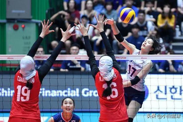 女排亚锦赛首日战报:中日韩哈四国皆为3-0横扫,泰国遭惊出汗