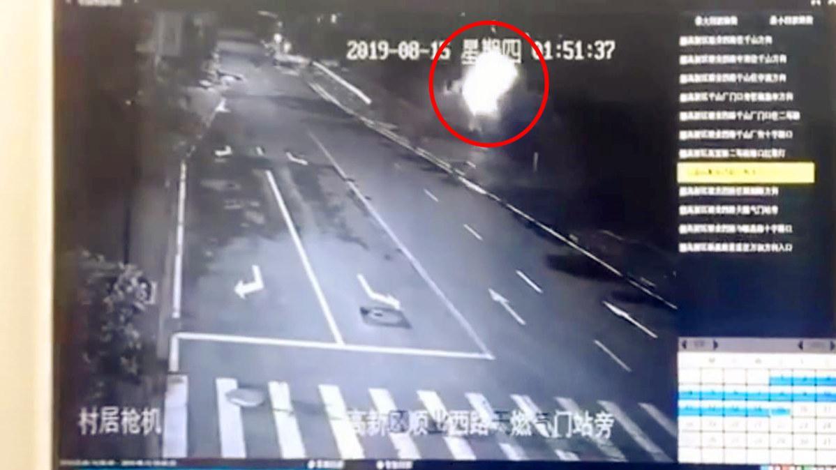 时速140公里!男子与女友吵架后飙车泄愤翻车身亡