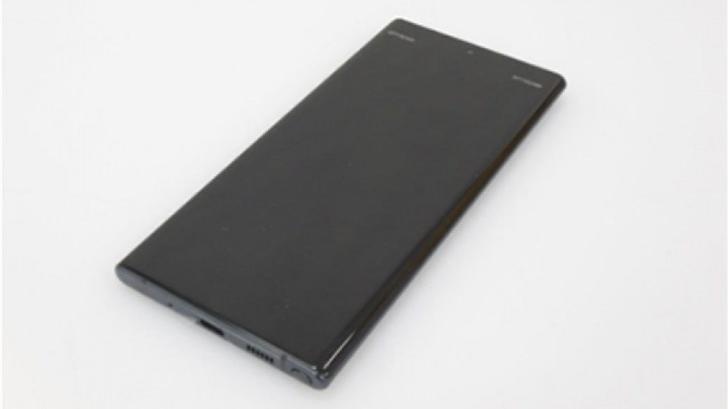 三星Note 10最新谍照显示,确认将取消3.5mm耳机插孔