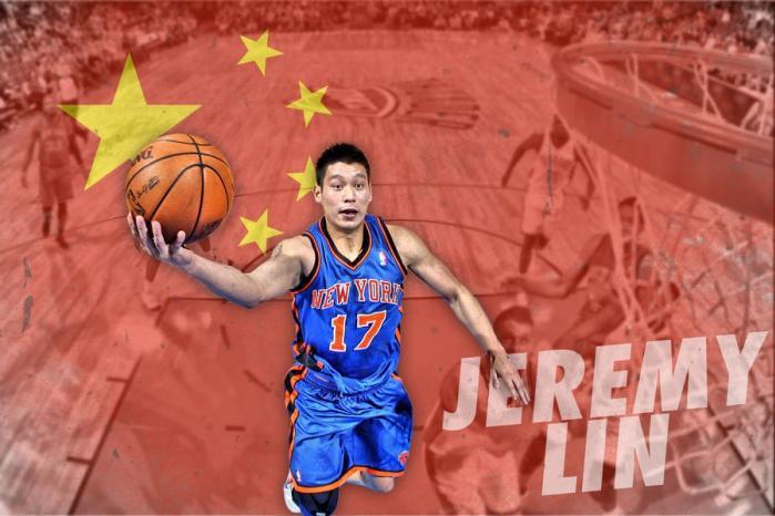 林书豪:生而为人,谁都是第一次,谁说黄种人不可以立足于NBA!
