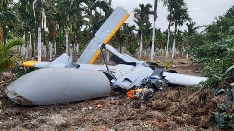 印度又一军机坠毁,差点刷新最快摔机记录,印网友:自己造不如买