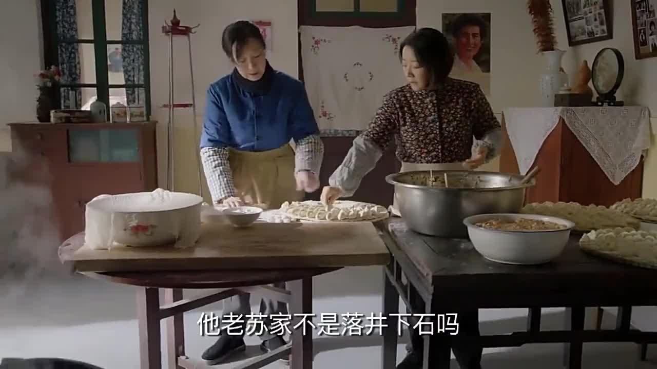 包这么多饺子只为了却一个心愿,见女儿笑了妈妈也笑了