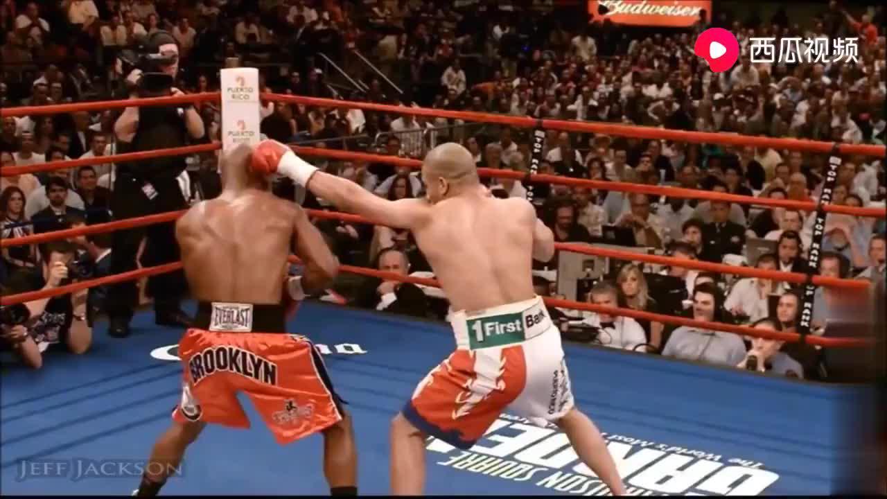 巅峰期库托比帕奎奥还凶猛,横扫对手,干趴他不费吹灰之力