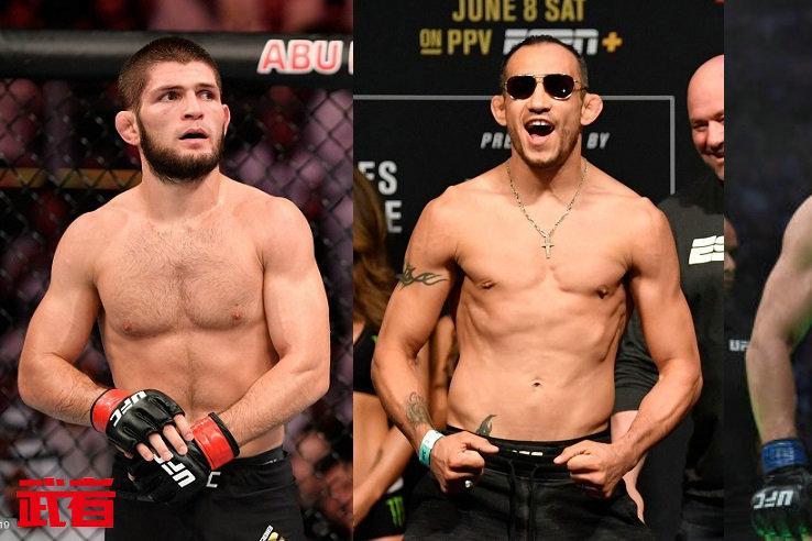 UFC总裁白大拿:哈比布下一战对阵弗格森,备选与麦格雷戈二番战
