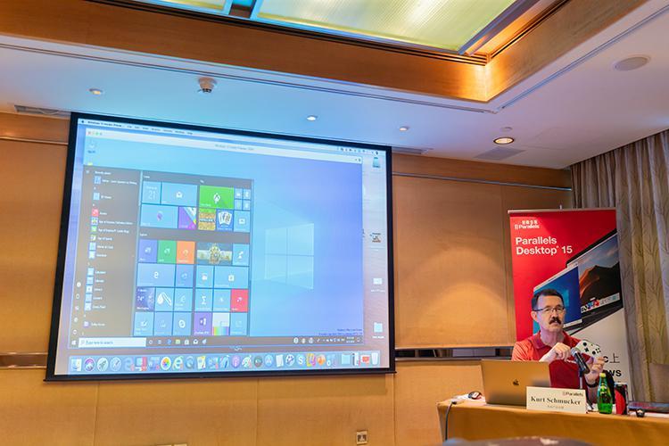Windows系统Mac上也能流畅使用 Parallels Desktop 15正式发布