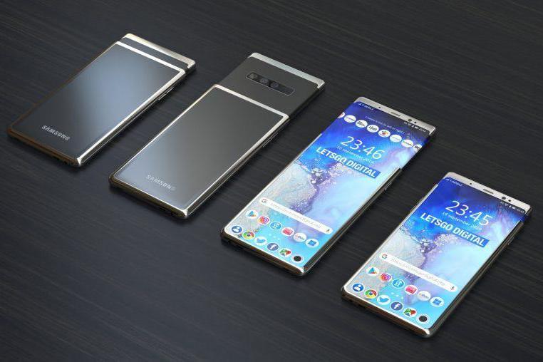 三星或将推屏幕可拉伸智能手机,期待不?
