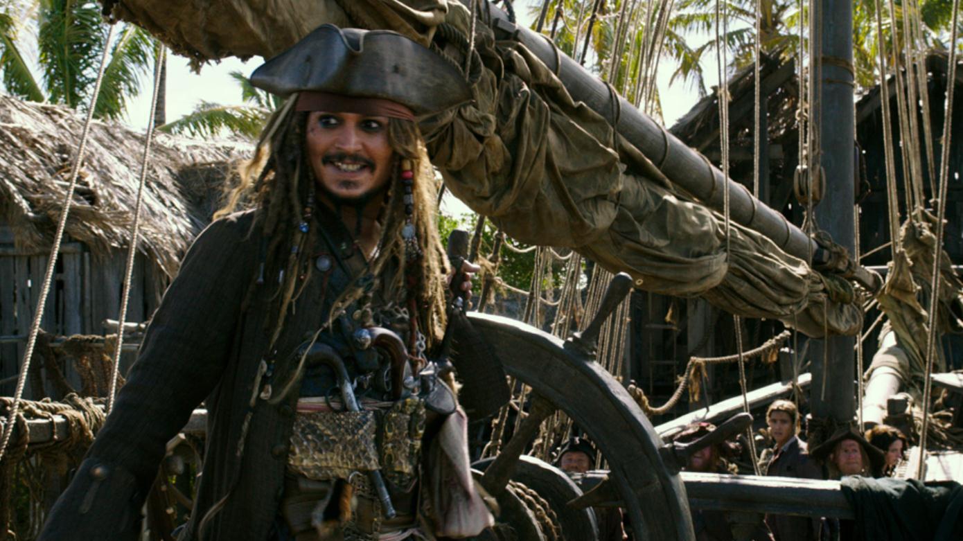 《加勒比海盗》迪士尼找到新编剧约翰尼德普能否回归引期待