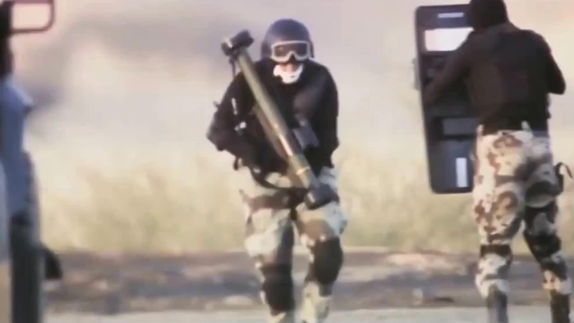 土豪沙特阿拉伯的皇家军队力量,装备很优良不差钱!