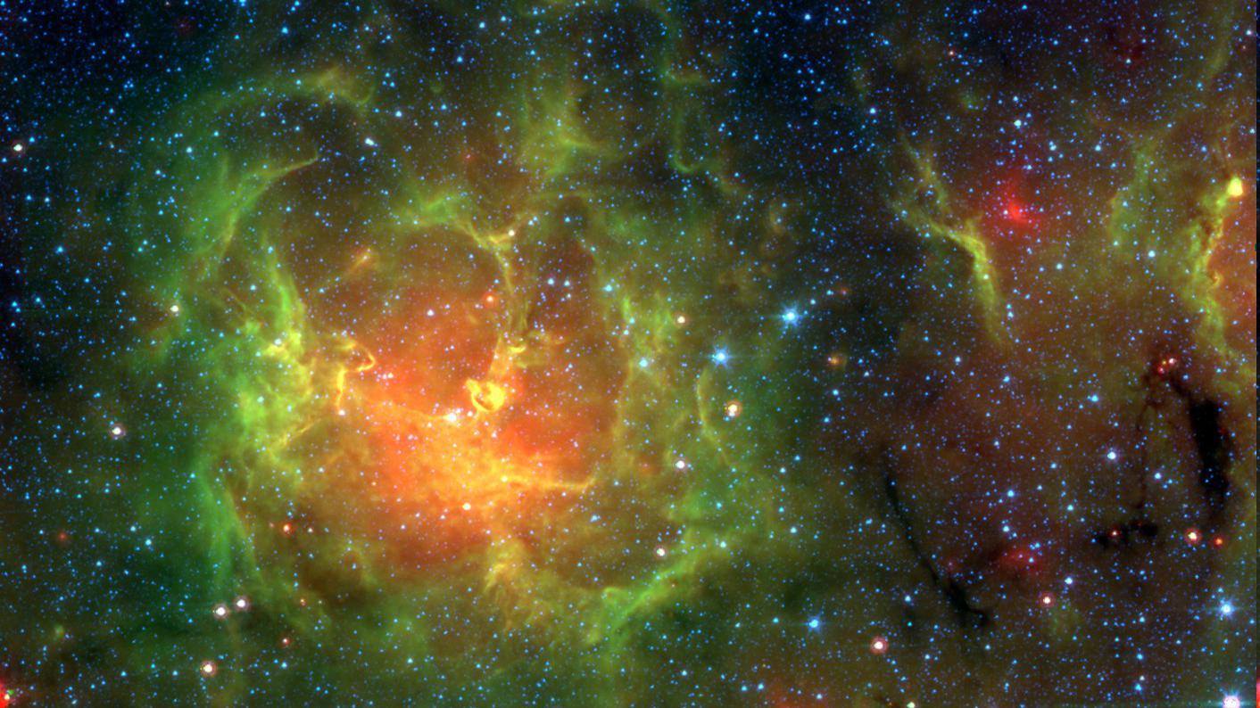 星云物质!它一直利用自身的势能,然后转化为动能不停地运转