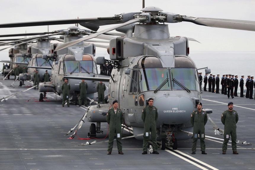 """一个新时代即将来临:舰载直升机或全部消失,无人机成为""""赢家"""""""