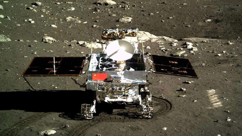 嫦娥四号脚下突现庞然大物!面积相当于5个北京:月球地下宝藏