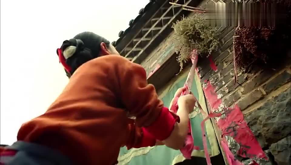 红高粱新年新气象,九儿亲手操办,小伙却在河边想九儿