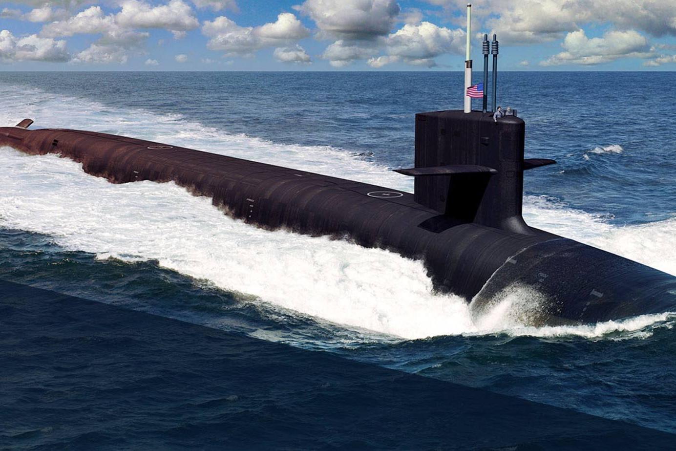 美国也差钱儿!如此强大的海狼级潜艇只造了3艘,还不是嫌贵