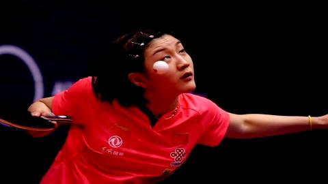 乒球全国锦标赛种子名单出炉 许昕陈梦为男女单打头号种子