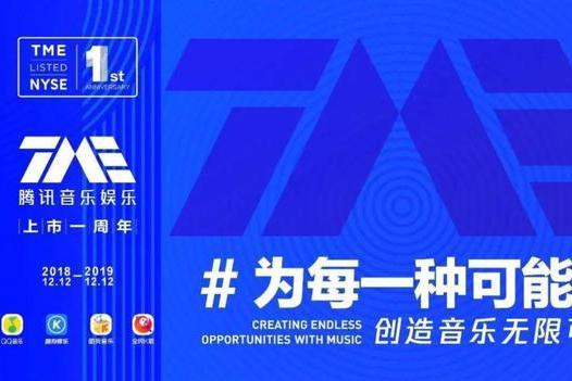 上市一周年,腾讯音乐娱乐集团为何成为多数音乐人的首选平台?